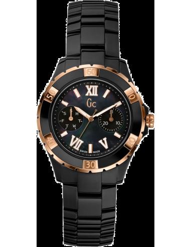 Chic Time | Montre Femme Gc Sport Class X69004L2S Noir  | Prix : 287,99€