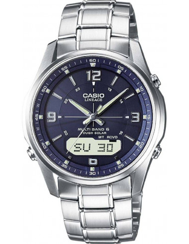 Chic Time | Montre Homme Casio Wave Ceptor Radio Controlled LCW-M100DSE-2AER  | Prix : 192,00€
