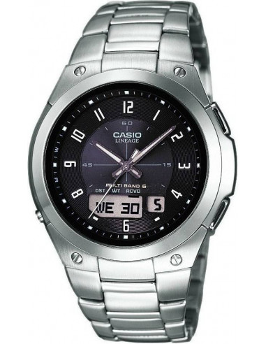 Chic Time | Montre Homme Casio Wave Ceptor Radio Controlled LCW-M150D-1A2ER  | Prix : 194,00€