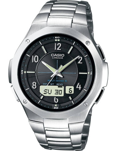 Chic Time | Montre Homme Casio Wave Ceptor Radio Controlled LCW-M160D-1A2ER  | Prix : 217,89€