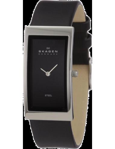 Chic Time | Montre Femme Skagen 359USLB Noir  | Prix : 119,00€