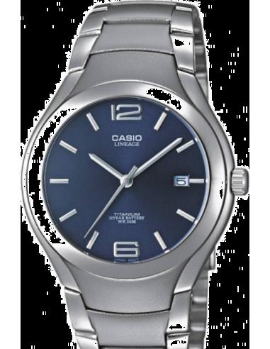 Chic Time | Montre Homme Casio LIN-169-2AVEF Argent  | Prix : 86,00€