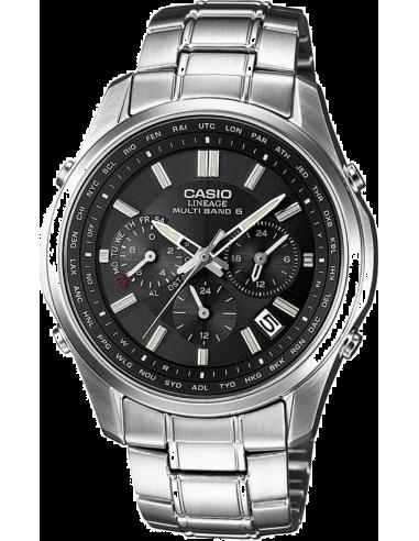 Chic Time | Montre Homme Casio Waveceptor LIW-M610D-1AER Argent  | Prix : 339,90€