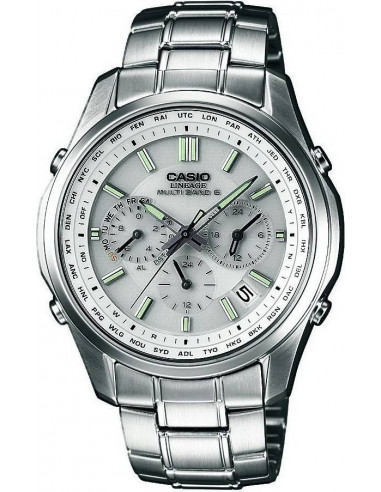 Chic Time | Montre Homme Casio Wave Ceptor Radio Controlled LIW-M610D-7AER  | Prix : 188,90€