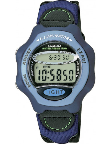 Chic Time | Montre Femme Casio Collection LW-24HB-6AVES Bleu  | Prix : 44,90€