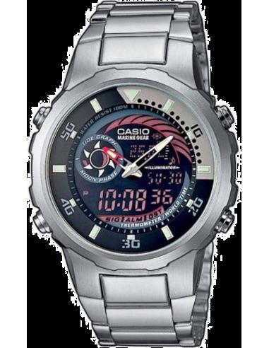 Chic Time   Montre Homme Casio Collection MRP-703D-1AVEF Argent    Prix : 62,10€