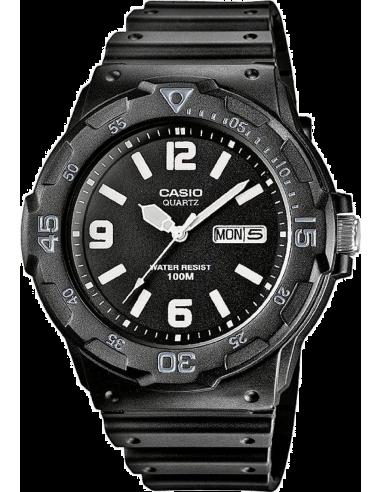 Chic Time   Montre Homme Casio Collection MRW-200H-1B2VEF Noir    Prix : 29,00€