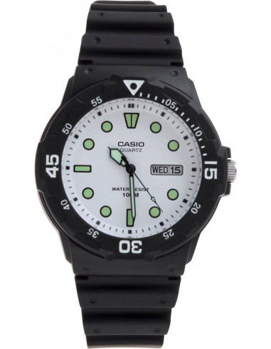 Chic Time | Montre Homme Casio Collection MRW-200H-7EVEF Noir  | Prix : 17,99€