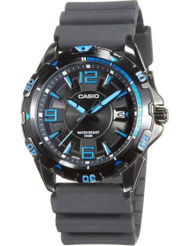 Chic Time | Montre Homme Casio Collection MTD-1065B-1A1VEF Noir  | Prix : 59,70 €