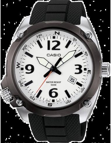 Chic Time | Montre Homme Casio Collection MTF-E001-7AVEF Noir  | Prix : 107,91€