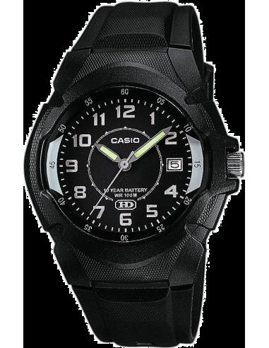Chic Time | Montre Homme Casio Collection MW-600B-1BVEF Noir  | Prix : 28,90€