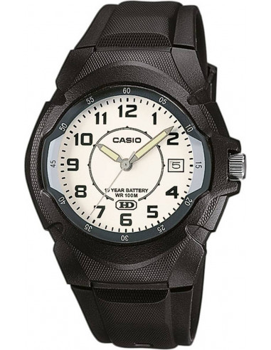 Chic Time | Montre Homme Casio Collection MW-600B-7BVEF Noir  | Prix : 24,90 €