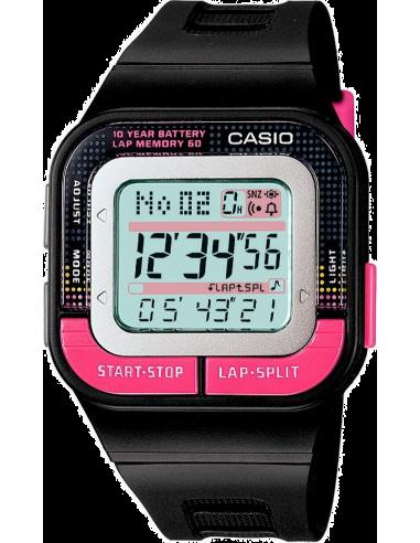 Chic Time | Montre Femme Casio SDB-100-1BEF Noir  | Prix : 35,90€