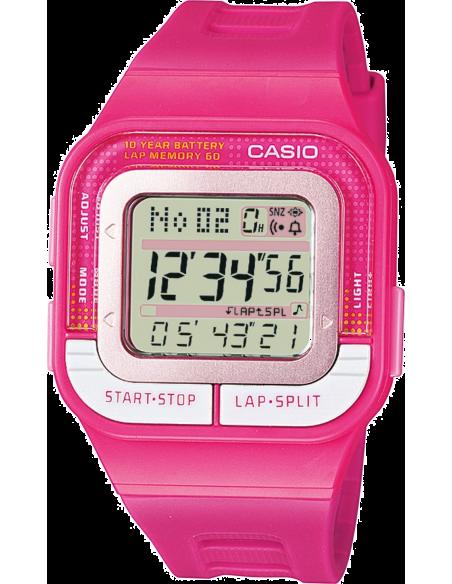 Chic Time   Montre Femme Casio SDB-100-4AEF Rose    Prix : 26,10€