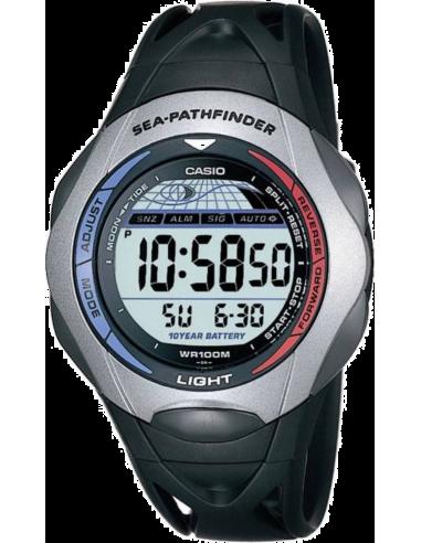 Chic Time | Montre Homme Casio Sport SPS-300C-1VER Noir  | Prix : 62,90€
