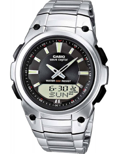 Chic Time | Montre Homme Casio Wave Ceptor Radio Controlled WVA-109HDE-1AVER  | Prix : 69,00 €