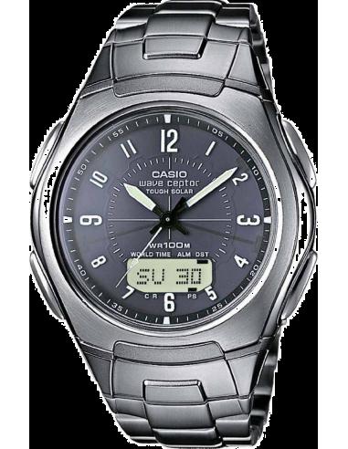 Chic Time | Montre Homme Casio WVA-430TDE-1A2VER Argent  | Prix : 199,00€
