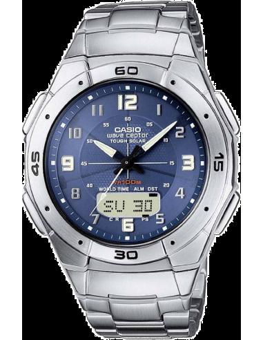 Chic Time | Montre Homme Casio WVA-470DE-2AVEF Argent  | Prix : 117,90€