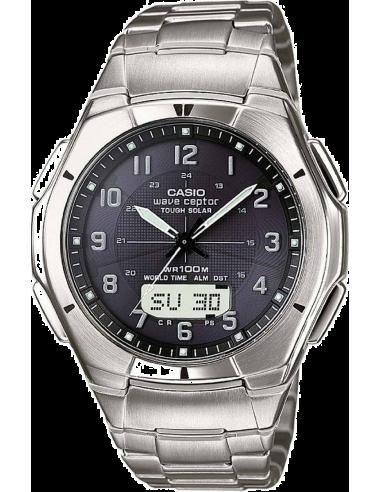 Chic Time | Montre Homme Casio WVA-620TDE-1AVER Argent  | Prix : 179,10€