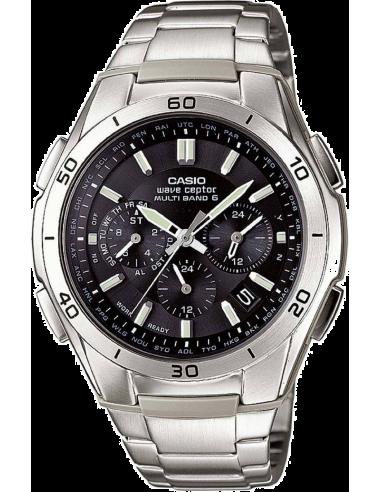 Chic Time | Montre Homme Casio WVQ-M410D-1AER Argent  | Prix : 197,10€
