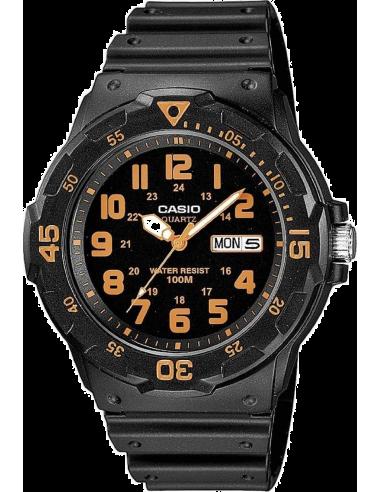 Chic Time   Montre Homme Casio Collection MRW-200H-4BVEF Noir    Prix : 22,99€
