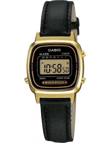 Chic Time | Casio LA670WEGL-1EF women's watch  | Buy at best price