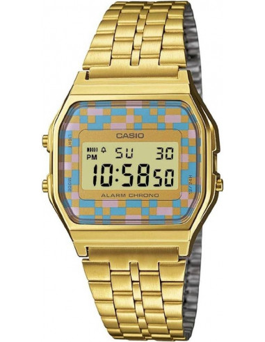 Chic Time | Montre Mixte Casio Collection Vintage A159WGEA-4AEF  | Prix : 29,50 €