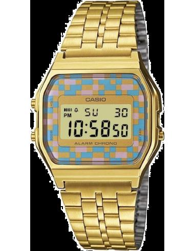 Chic Time | Montre Mixte Casio Collection Vintage A159WGEA-4AEF  | Prix : 29,50€