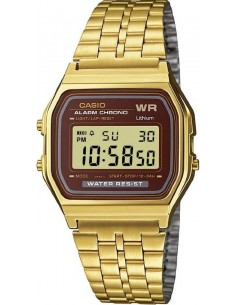 Chic Time | Montre Mixte Casio Collection A159WGEA-5EF Or  | Prix : 39,90 €
