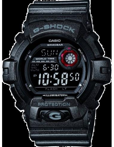 Chic Time   Montre Homme Casio G-Shock G-8900SH-1ER Noir    Prix : 109,00€