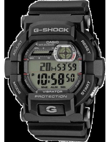 Chic Time | Montre Homme Casio G-Shock GD-350-1ER Noir  | Prix : 98,00€
