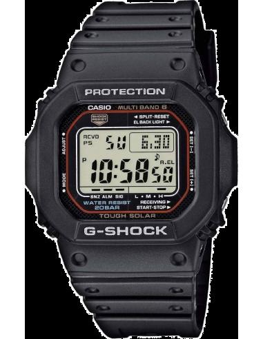 Chic Time | Montre Homme Casio G-Shock GW-M5610-1ER Noir  | Prix : 114,99€