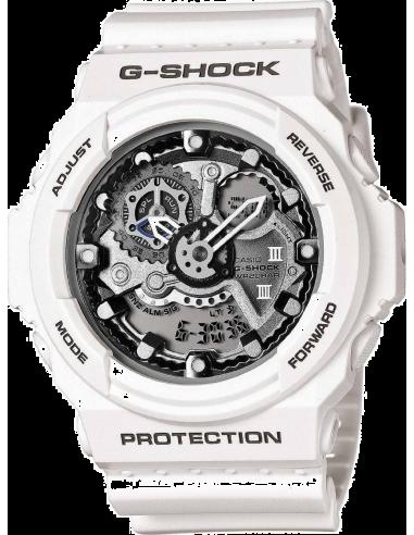 Chic Time | Montre Homme Casio G-Shock GA-300-7AER Blanc  | Prix : 134,10€