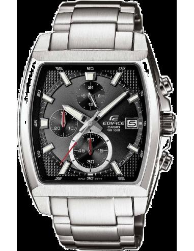 Chic Time | Montre Homme Casio Edifice EFR-524D-1AVEF Argent  | Prix : 119,00€