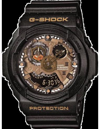 Chic Time | Montre Homme Casio G-Shock GA-300A-1AER Noir  | Prix : 143,10€