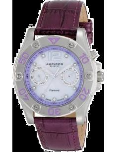 Chic Time | Akribos XXIV AKR483PU women's watch  | Buy at best price