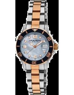 Chic Time | Montre Femme Akribos XXIV AK157TTWH  | Prix : 109,00€