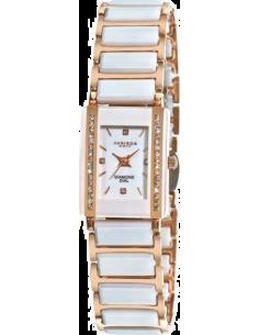 Chic Time | Montre Femme Akribos XXIV AK522RG Rectangular  | Prix : 519,68€