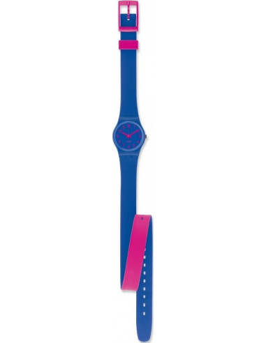 Chic Time | Montre Femme Swatch Originals Biko Bloo LS115  | Prix : 40,00 €