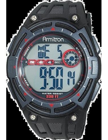 Chic Time | Montre Homme Armitron 408227BLK  | Prix : 36,90€