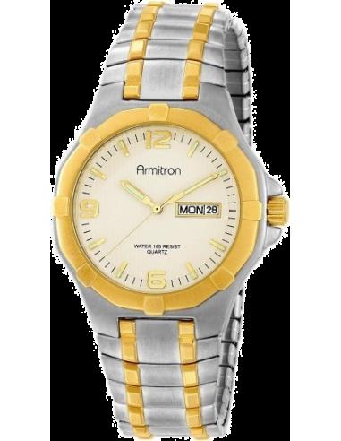Chic Time | Montre Homme Armitron 204049WHT  | Prix : 74,90€