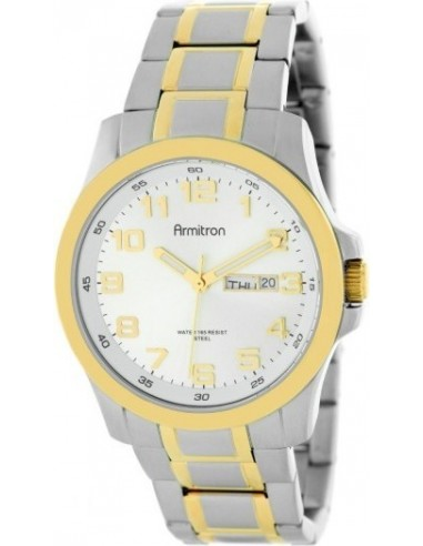 Chic Time | Montre Homme Armitron 204711SVTT Dress  | Prix : 104,90 €
