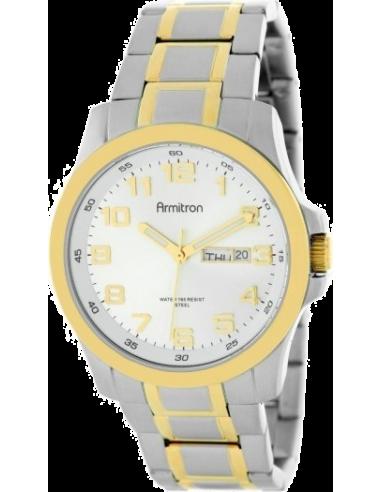 Chic Time | Montre Homme Armitron 204711SVTT Dress  | Prix : 104,90€