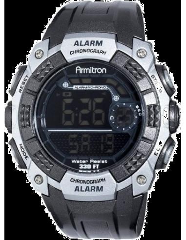 Chic Time | Montre Homme Armitron 408209GRY  | Prix : 35,90€