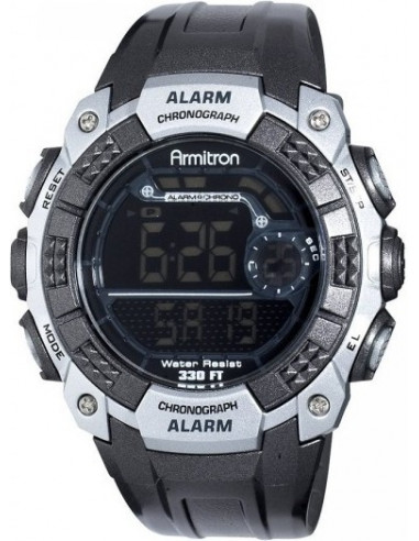 Chic Time   Montre Homme Armitron 408209GRY    Prix : 35,90€
