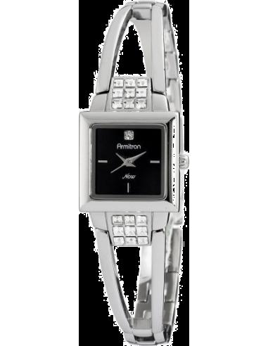 Chic Time | Montre Femme Armitron 753906BKSV Swarovski Crystal  | Prix : 82,90€