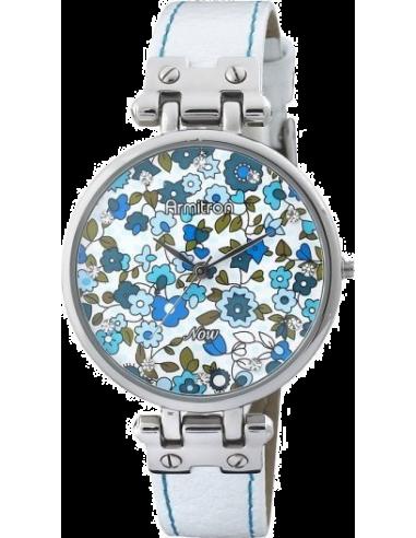 Chic Time | Montre Femme Armitron 753963BLSVWT Swarovski Crystal  | Prix : 74,90€