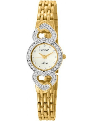 Chic Time | Montre Femme Armitron 753339CHGP NOW Swarovski Crystal  | Prix : 96,90 €