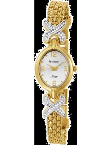 Chic Time | Montre Femme Armitron 75-3176SET NOW Swarovski Crystal  | Prix : 101,90€