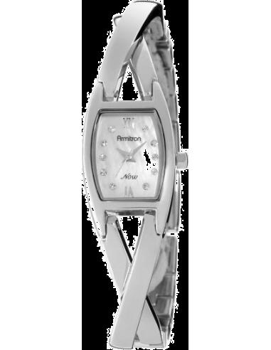 Chic Time | Montre Femme Armitron 75/3865MPSV Swarovski Crystal  | Prix : 89,90€